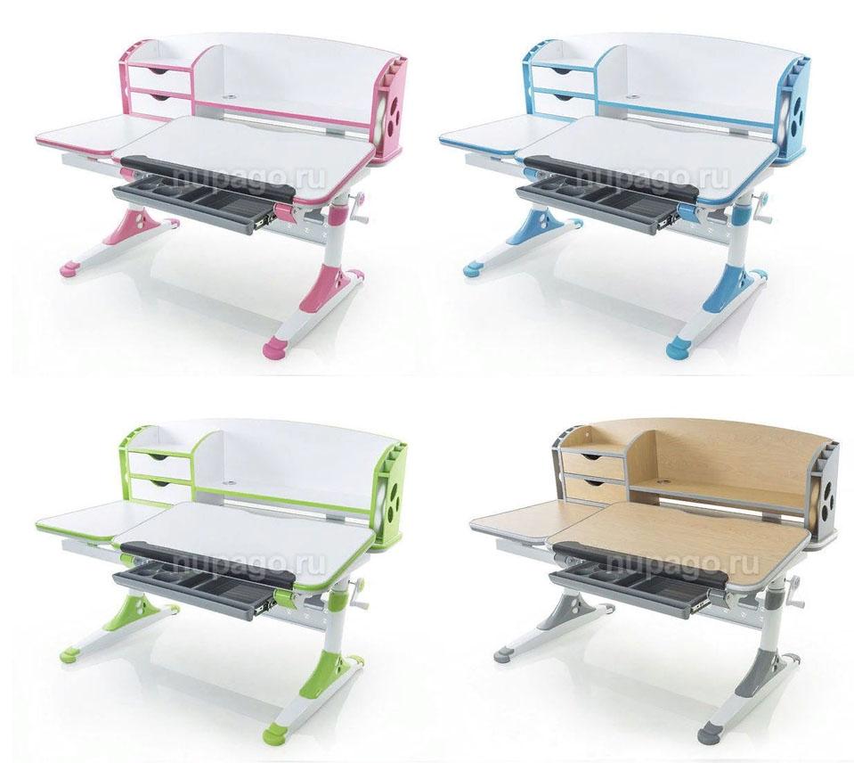 Детский стол (парта) Mealux Aivengo-L